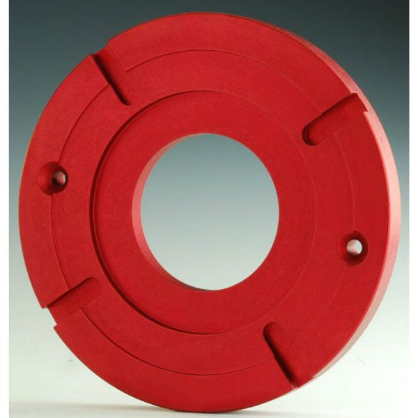 Attachable Mitchell Mounting Plate