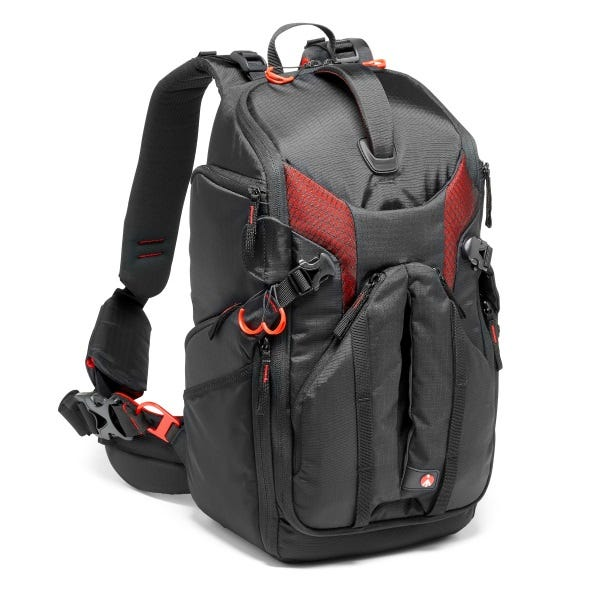 Manfrotto Pro Light Camera Backpack 3N1-26 for DSLR/CSC/C100