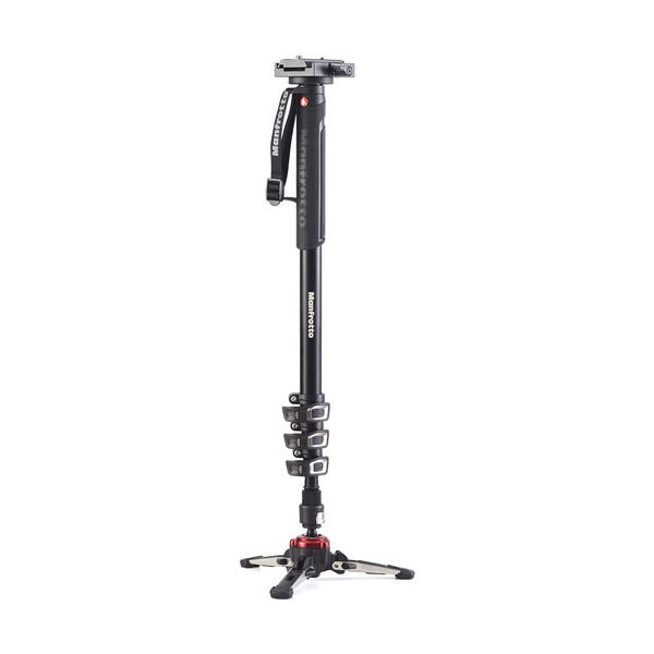 Manfrotto XPRO Carbon Fiber Monopod Plus