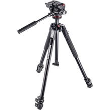 Manfrotto MK190X3-2W Aluminum Tripod with MHXPRO-2W Fluid Head