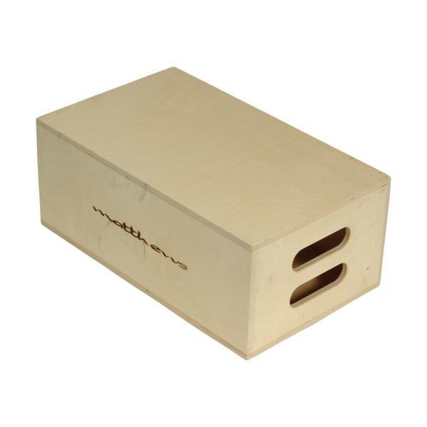 "Matthews Studio Equipment Apple Box - Full - 20x12x8"""