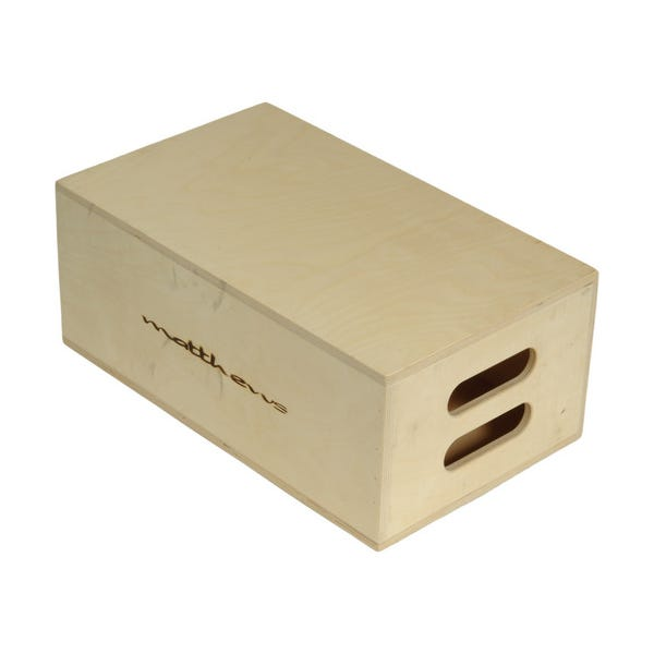 Matthews Studio Equipment Apple Box - Full - 20x12x8""