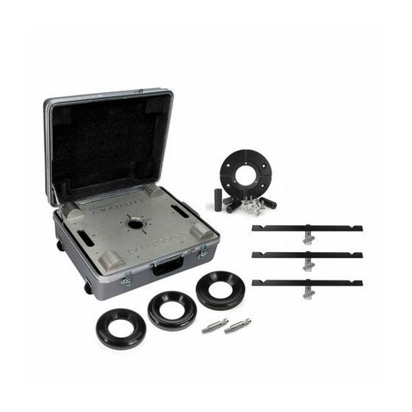Matthews Studio Equipment Dutti Dolly Rental Kit - Silver