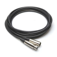 Hosa Technology 3-Pin XLR Male to 3-Pin XLR Female Balanced Microphone Cable (Various)