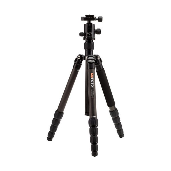 MeFoto Globetrotter Carbon Fiber Travel Tripod Kit - Various Colors