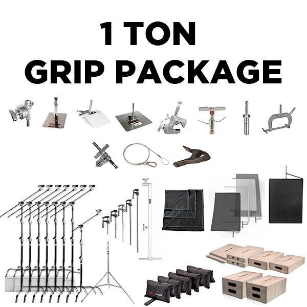 Filmtools One Ton Grip Package