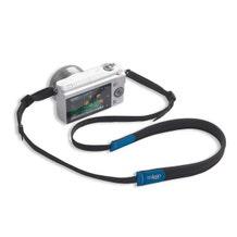Miggo Padded Camera Strap Black/Blue
