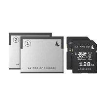 Angelbird 1TB Match Pack for the Blackmagic Design URSA Mini Pro