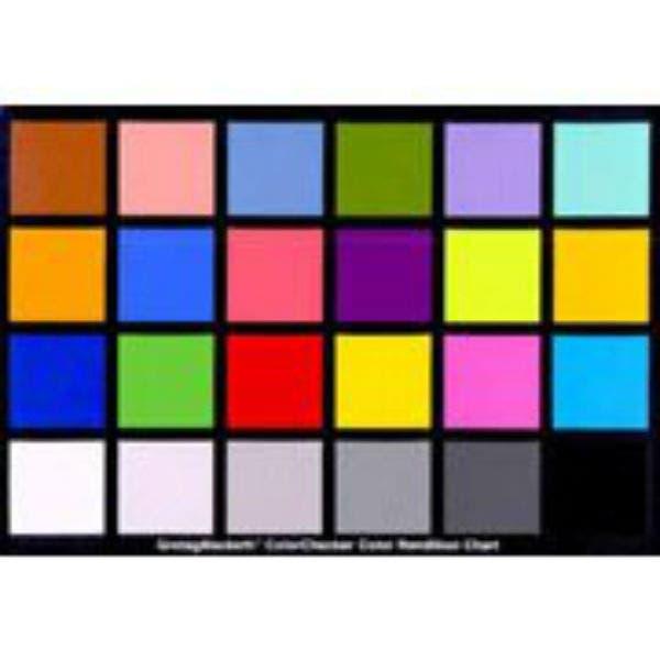 X-Rite Original ColorChecker Card