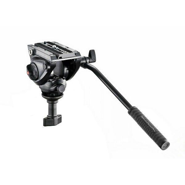 Manfrotto MVH500A 500 Pro Fluid Head 60mm Ball
