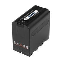 SHAPE NP-F980 6600mAh Lithium-Ion Battery