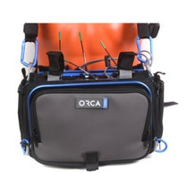 ORCA Detachable Front Panel for OR-30 Bag (Gray)