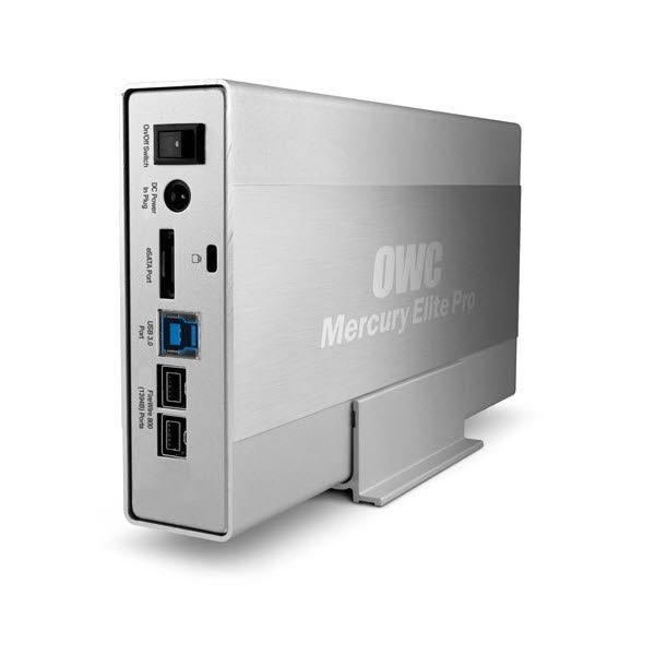 OWC 1TB Mercury Elite Pro External Hard Drive