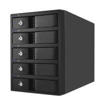 Oyen Digital Mobius 5-Bay FireWire 800, eSATA, USB 3.0 RAID Enclosure