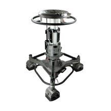 Cartoni P-900 P-90 Pedestal with Flat Base Adapter