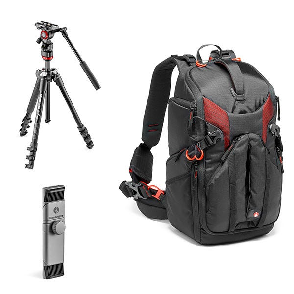 Filmtools Manfrotto Adventure Pack #2