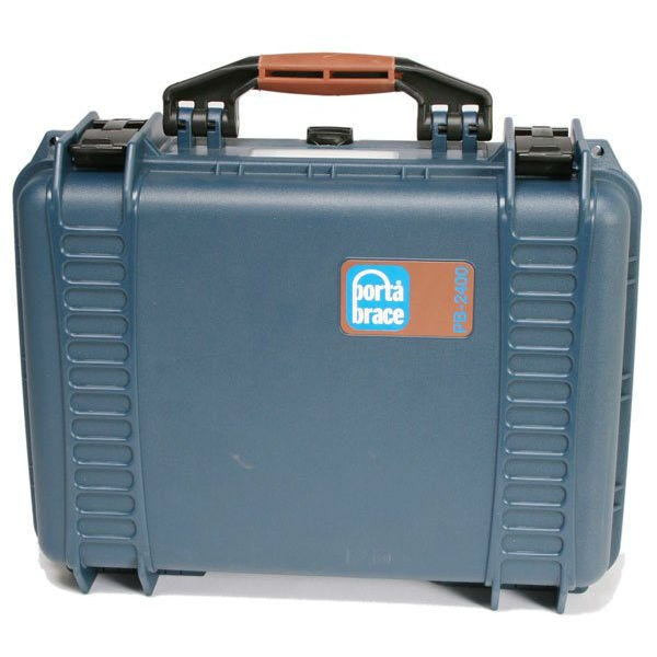 Porta Brace Hard Case w/ Foam Inside PB-2400F