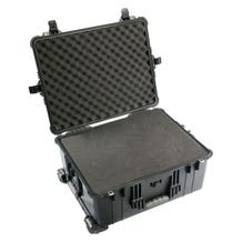 Pelican 1610 Case with Foam - Black