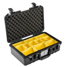 Pelican 1485 Black Air Case - Dividers
