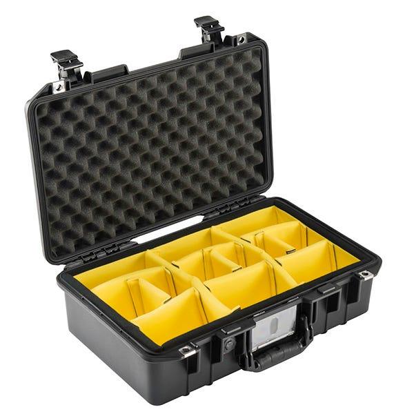 Pelican 1485 Black Air Case - Dividers