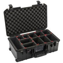 Pelican 1535 Black Air Case - TrekPak