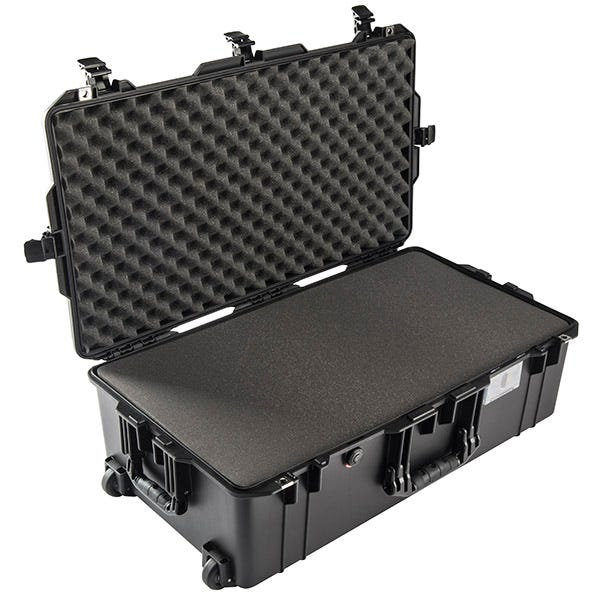 Pelican 1615 Black Air Case - Foam