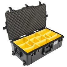 Pelican 1615 Black Air Case - Dividers