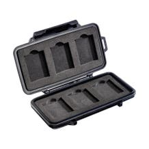 Pelican 0965 Memory Card Case For 6 CFexpress & XQD Memory Cards
