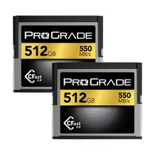 ProGrade Digital 512GB CFast 2.0 Memory Card (2-Pack)