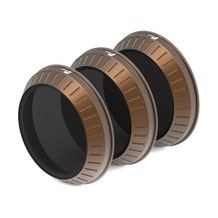PolarPro Cinema Series Vivid Collection ND4/PL, ND8/PL & ND16/PL Filters for DJI Zenmuse X4S Camera (Set of 3)