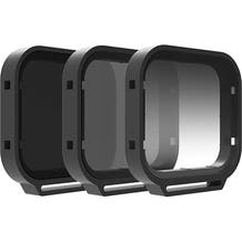 PolarPro Venture Filter 3-Pack for GoPro HERO6 & HERO5 Black