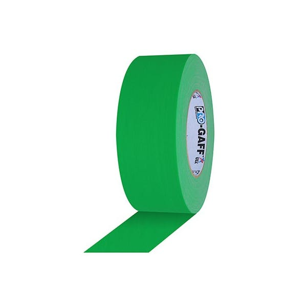 "Pro-Gaff 2"" Gaffer Tape - Chroma Key Green"