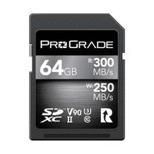 ProGrade Digital SDXC UHS-II V90 Memory Card - 128GB