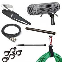 Rode NTG4+ Shotgun Mic Premiere Bundle
