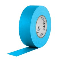 ProTapes Pro Gaffer Tape - 2in x 50yds - Fluorescent Blue