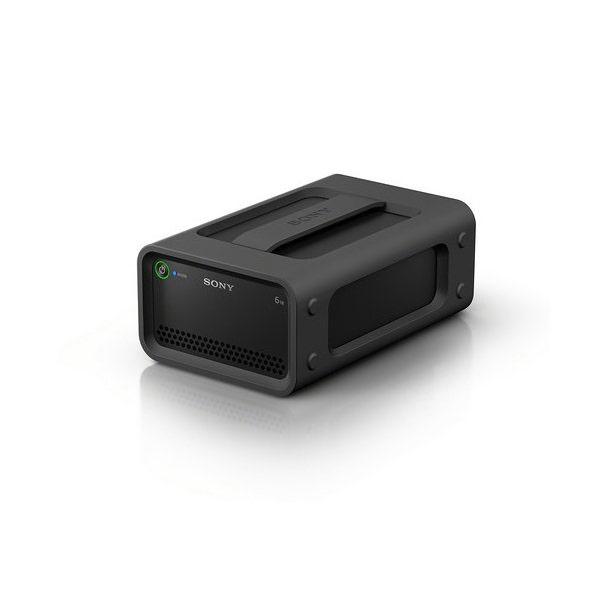 Sony 6TB Ruggedized Thunderbolt 2 USB 3.0 RAID Drive