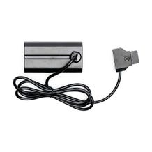 """SmallHD D-Tap to L-Series Dummy Battery Cable (32"""")"""