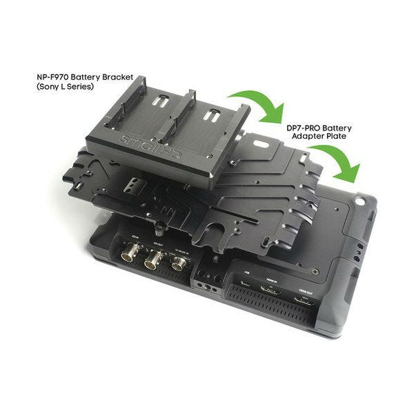 SmallHD Sony L-Series Power Kit for DP7 Field Monitor