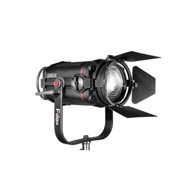 "Fiilex Q500-AC 5"" Fresnel LED Light"