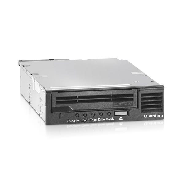 LTO6 TAPE DRIVE HH INTERNAL 6GB/S SAS 5.25IN BLACK