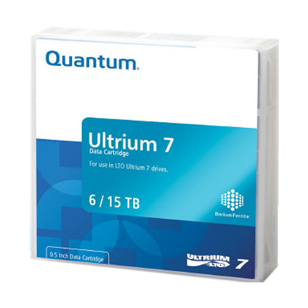 Quantum 6.0TB LTO Ultrium 7 Data Cartridge