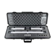 Quasar Science Q-Lion Linear LED Flex 3 Light Kit + Hard Covered Case