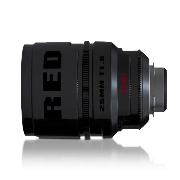 RED PRO PRIMES 25mm Lens
