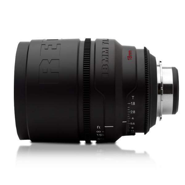 RED PRO PRIMES 18mm Lens