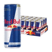 Red Bull 8.4 oz Cans - 24 Pack
