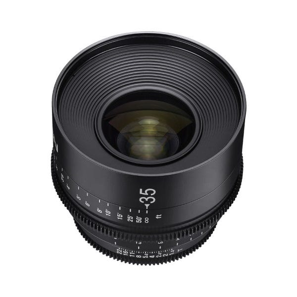 Rokinon XEEN 35mm T1.5 Professional Cine Lens for Micro Four Thirds