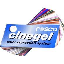 Rosco Cinegel Swatchbook