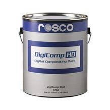 Rosco Blue DigiComp HD Digital Compositing Paint - 1 Gallon (Ground Only)