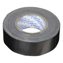 Rosco GaffTac 2in x 165ft Easily Tearable Gaffer Tape - Black