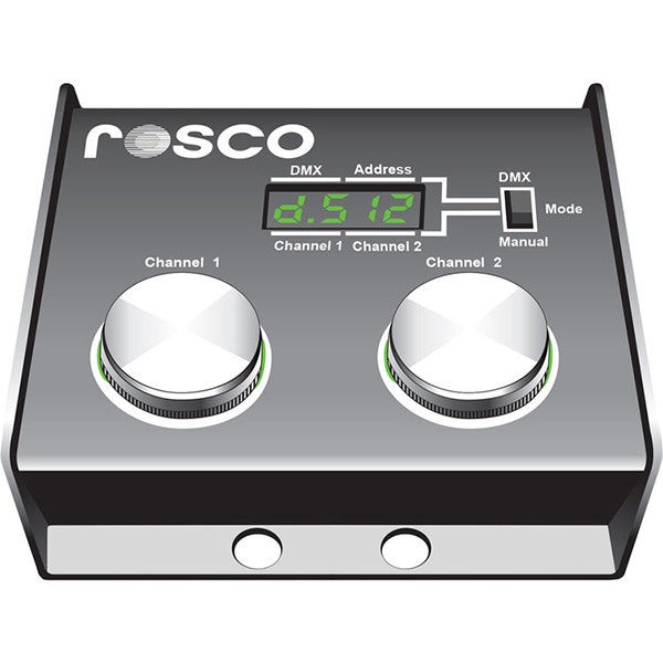 Rosco Litepad 2-Channel DMX Dimmer 290641000012